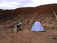 Southamerica with a motorcycle - Chile, Argentina, Bolivien and Peru